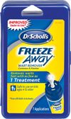 Freeze Away® Easy Wart Remover to Freeze Warts | Dr. Scholl's® for cherry angiomas