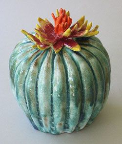 Ellen Rundle Design - Ceramic Sculptural Cactus