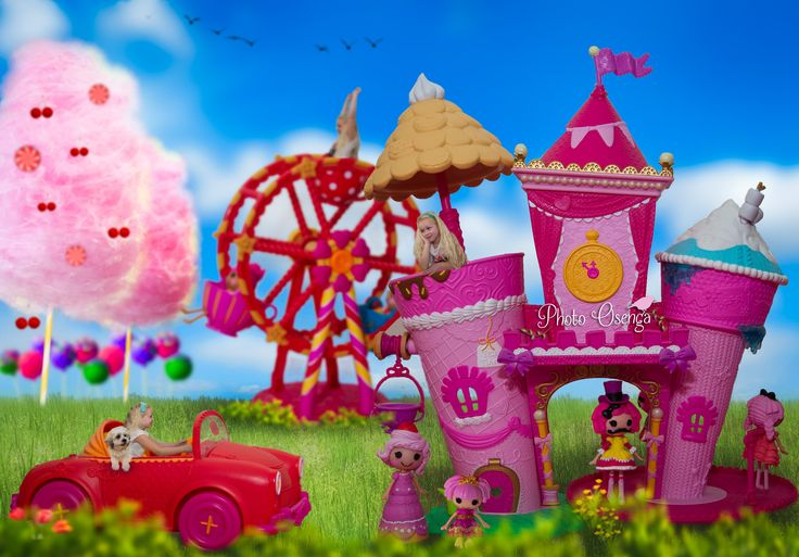 Living in a Lalaloopsy land - Fairytale shoot by Photo Osenga