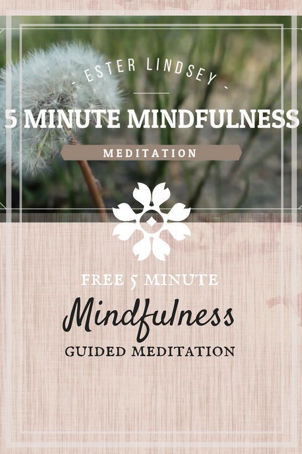 mindfulness meditation mm Abstract the effect of mindfulness meditation (mm) on attentional control in emotional contexts was examined in study 1, mm practitioners (n = 28) categorized tones presented 1 or 4 s following the onset of affective pictures.