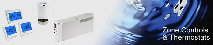 Underfloor Heating Zone Controls & Underfloor HeatingThermostats