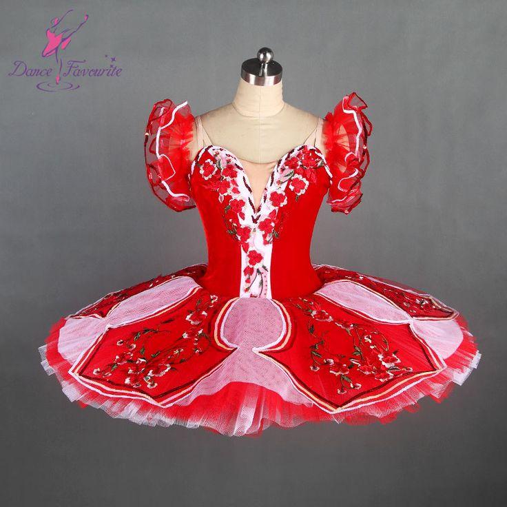 Encontre mais Balé Informações sobre Chegada new adulto ballet profissional de dança bailarina tutu clássico vermelho competição traje de dança tutu dress for women b17067, de alta qualidade trajes da dança da bailarina, Tutu clássico China Fornecedores, Barato ballet adulto de Love to dance em Aliexpress.com
