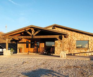 Pioneer woman 39 s lodge located on the ranch a few miles for What is the lodge on the pioneer woman