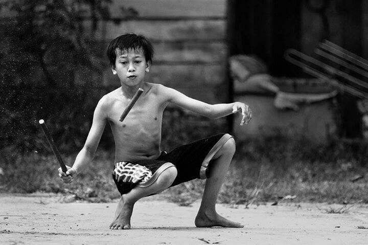 Classic-Traditional Game for Javanese Kids in Indonesia.