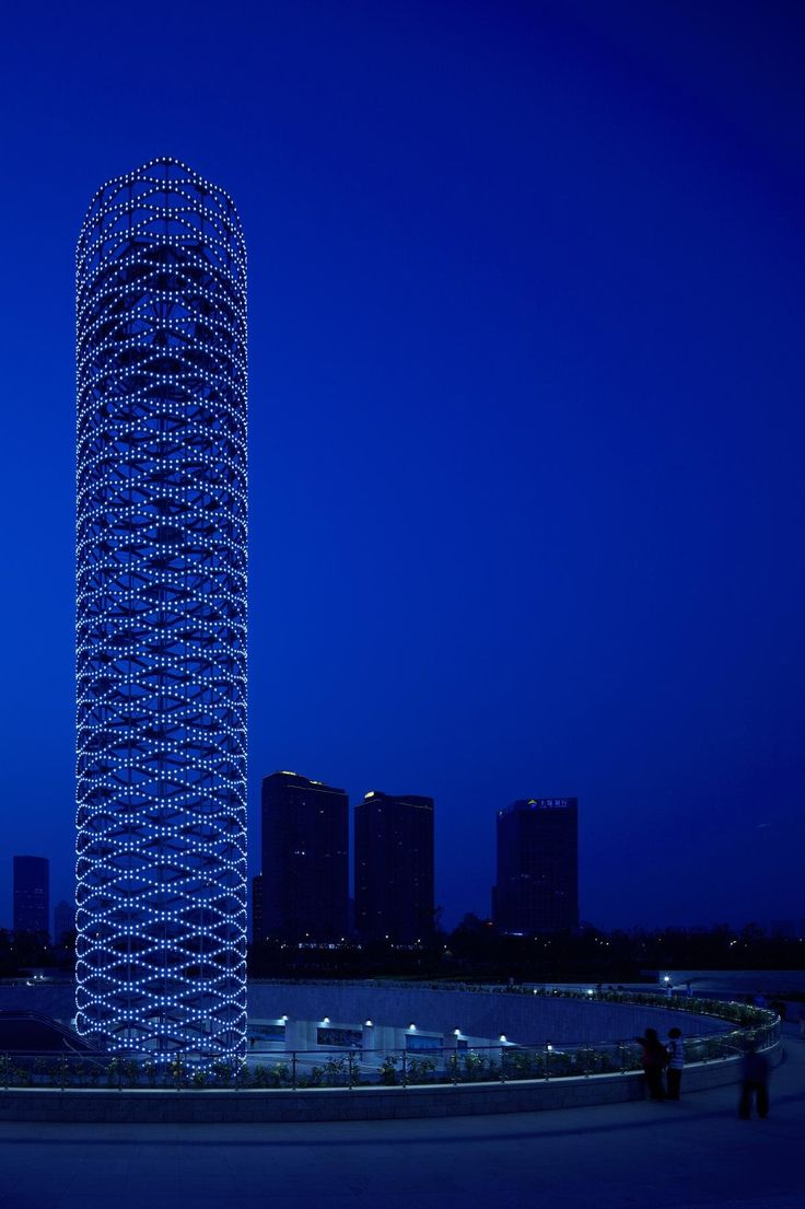 Tower of Ring | EASTERN Design Office | Tianjin, China
