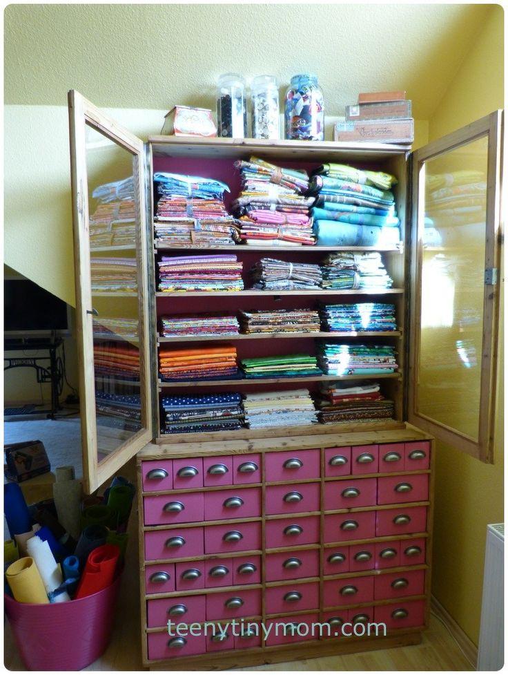 51 besten Möbel streichen mit Kreidefarbe! Kreidefarben für Wände - ordnung im küchenschrank