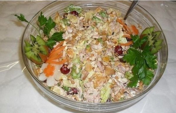 Salad «Florence»