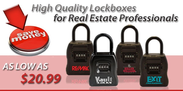 Real estate lock boxes are the important things for the real estate agents and property owners. Lock boxes are available in alpha codes and alphanumeric codes that are easily changeable any time. MFS Supply offers real estate lock boxes and key lock box in discounted rates. Contact on 1.800.607.0541 to buy key lock box online. http://www.mfssupply.ca/Vault-Locks-Numeric-Lockbox