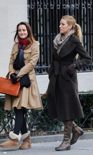 <3 Blair and Serena <3