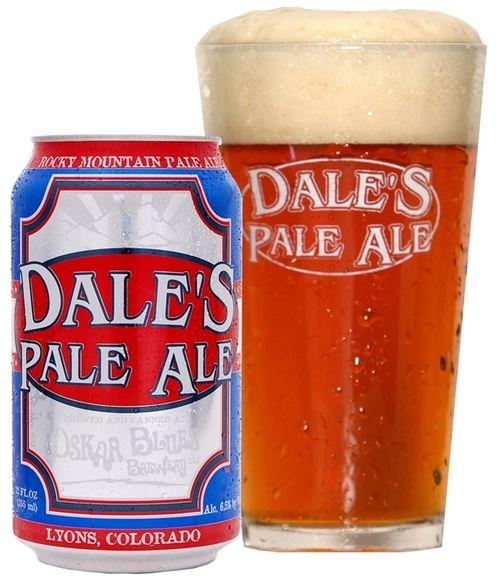 Oskar Blues - Dale's Pale Ale American Pale Ale 6.5% ABV