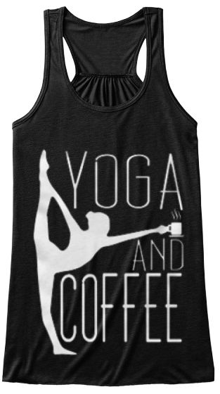 ** JUST RELEASED!!! ** this not available in store 3.00 $ Discount! Limited time offer! Only 1 left!!! Get it Now Or regret it ForEver => http://teespring.com/Yoga-Coffee If you like it share it with your friends