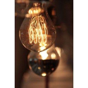 Cool LAMPE A FILAMENT EDISON w E