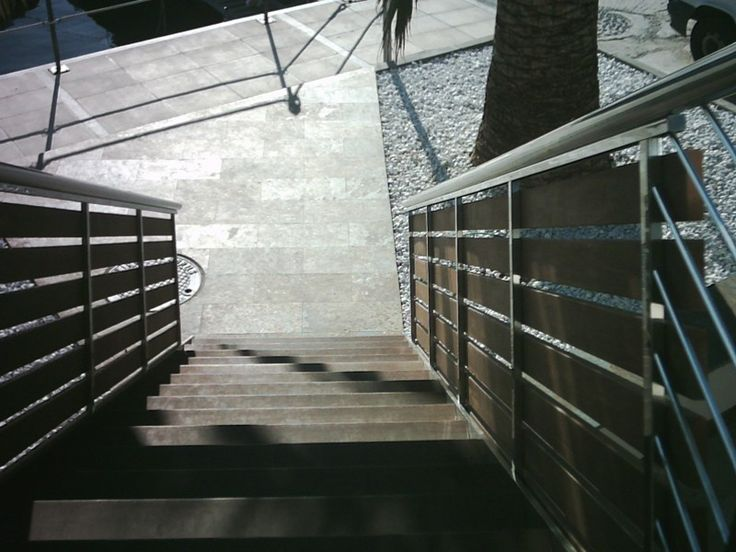 10 best Escalera Exterior images on Pinterest Exterior stairs