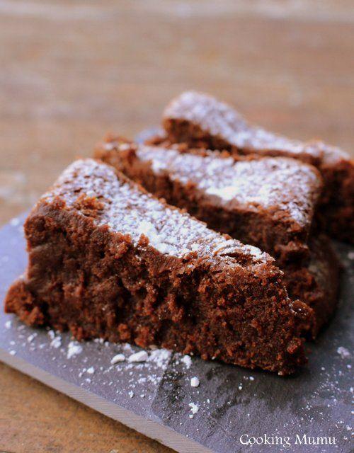 GF L'assassin (gâteau au chocolat et caramel beurre salé)