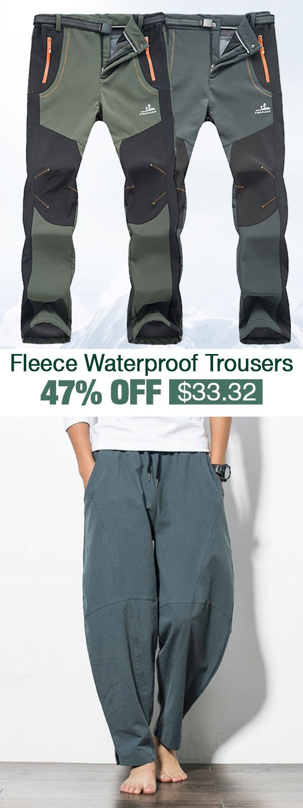 Mens Outdoor Pantsz