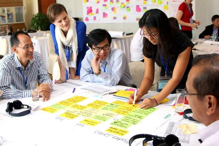 How #CCAFS is addressing #climate complexity the social learning way! New #CGIAR_DD blog entry http://ow.ly/AZ35U