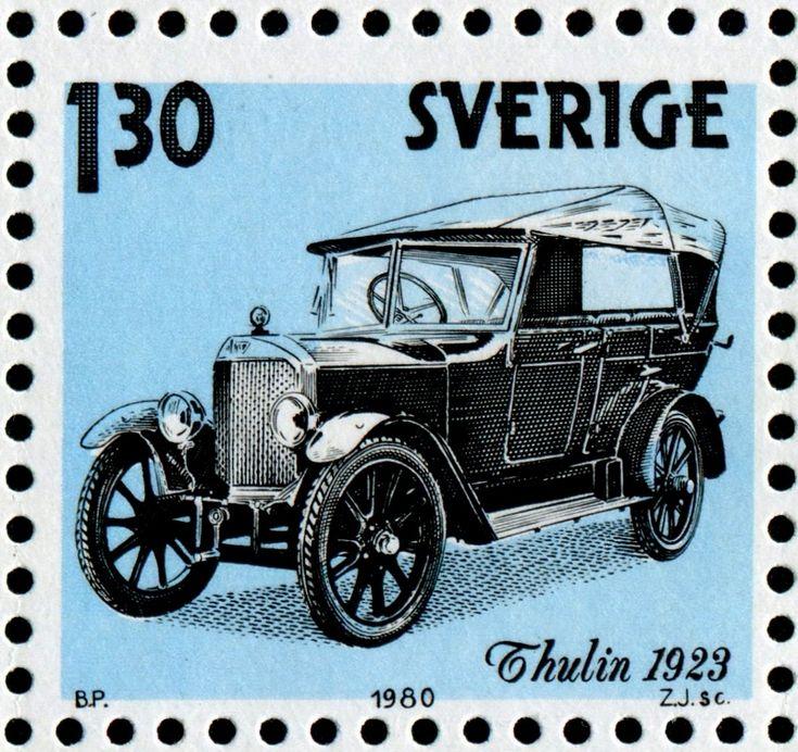 1923 vintage car