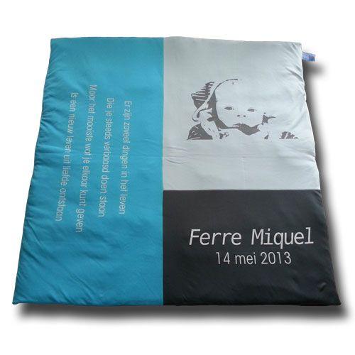 Speelkleed Ferre | Playing quilt Ferre