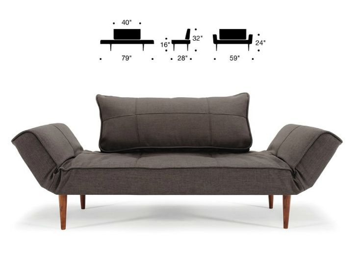 The Zeal daybed