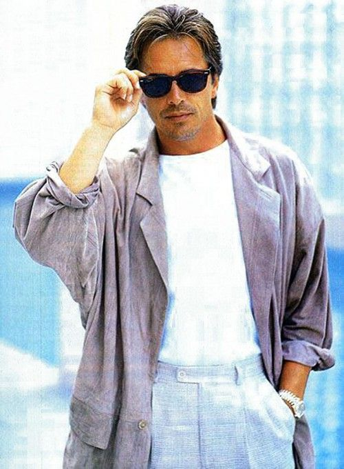 1980 Male Fashion | The window to watch: 1980s