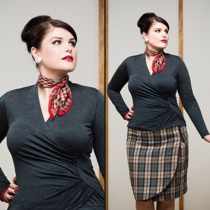 Quiet Revolutionary Jumper & CEO skirt