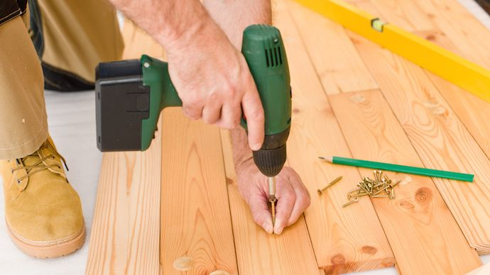 Personal loans can provide financing for small home improvement projects when a home equity line isn't available or practical.