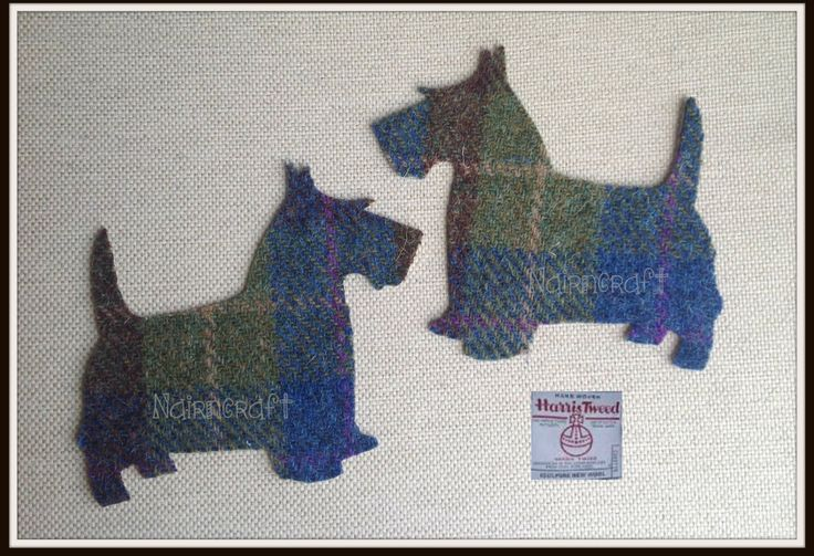 I have a feeling you'll like this one  2x5in Dg8. Multi Harris Tweed Wool Fabric,Cut Out,Iron On, Applique Scottie https://www.etsy.com/listing/240780801/2x5in-dg8-multi-harris-tweed-wool?utm_campaign=crowdfire&utm_content=crowdfire&utm_medium=social&utm_source=pinterest #scotties #for #sale £3.00 plus shipping