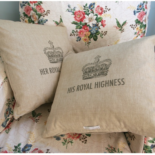 for puggy: Royals High, High Cushions, Armchairs
