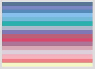 Kleurtype: zomer - Wat doe ik aan vandaag?!?