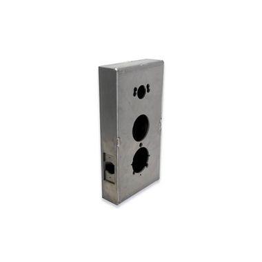 Keedex K-BXSIM-AL Weldable Gate Box for Kaba Ilco 1000 Series, Alarm Lock DL2500