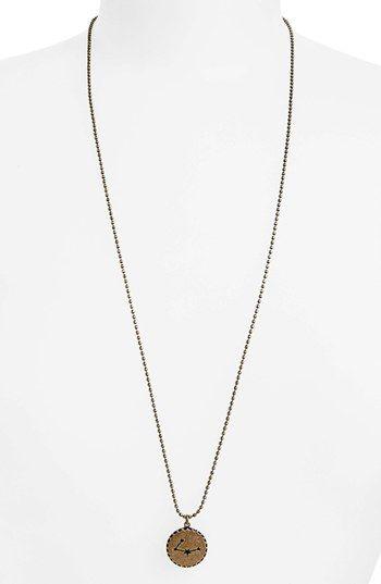 Bonnie Jonas 'Zodiac Constellation' Pendant Necklace | Nordstrom