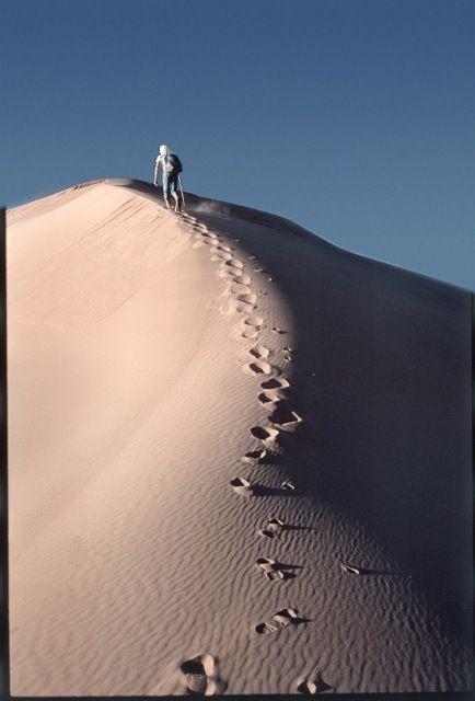 Walter Bonatti. Fotografie dai grandi spazi | Palazzo della Ragione (Milano) Deserto del Namib 1972