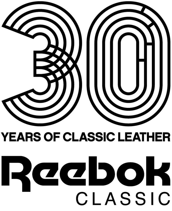Reebok Classics 30th anniversary / Campaign — Everyone Associates in Logo
