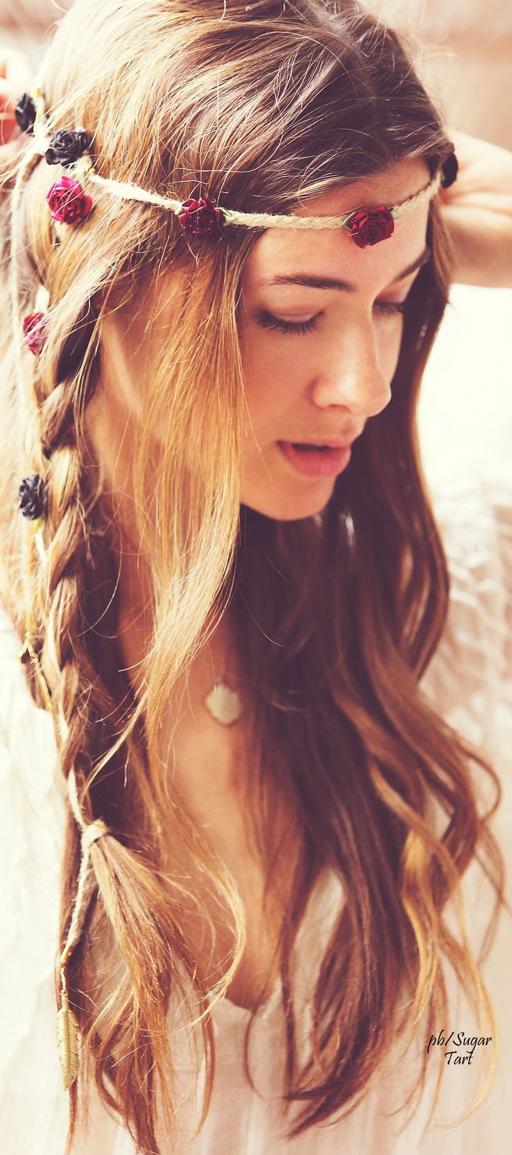 Marvelous 1000 Ideas About Hippie Hair Styles On Pinterest Hippie Hair Hairstyle Inspiration Daily Dogsangcom