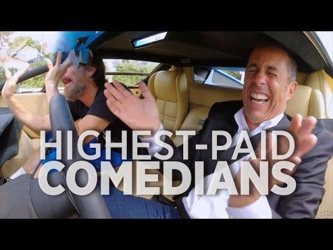 These 10 funnymen earned a combined $166.5 million thanks to touring, television, films, Netflix deals and more.