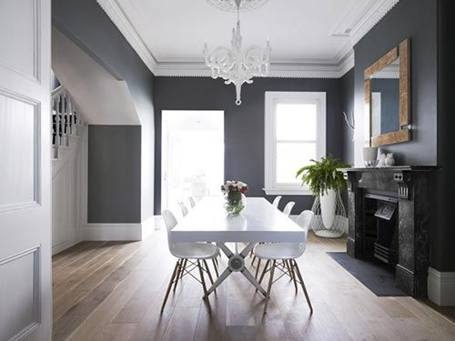 Klassiek interieur gemixt met modern | Interieur inrichting