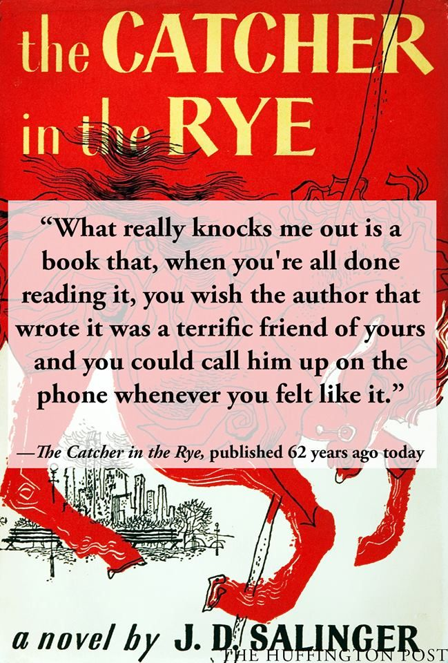 catcher in the rye identity and belonging Key words: the catcher in the rye, postmodernistic characteristics,vulgar   rebellionthe novel also handles complicated issues of identity, belonging, loss,  and.