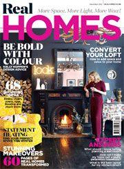 Real Homes magazine December 2016