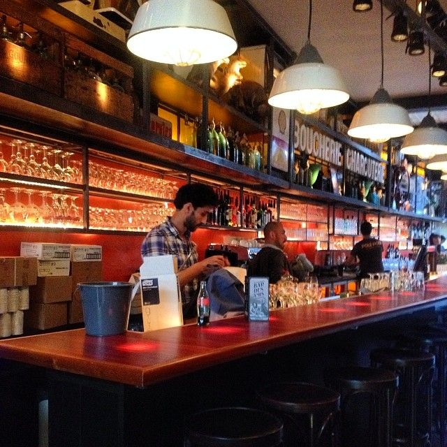 Bar des Amis in Brussel, Bruxelles-Capitale