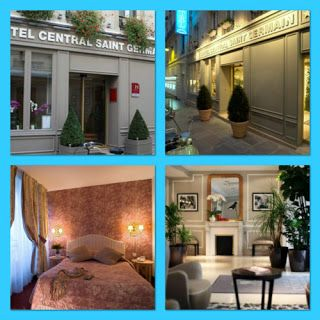 When you come to Paris, stay at Hotel Central Saint Germain and enjoy the luxury and tranquility of the hotel.