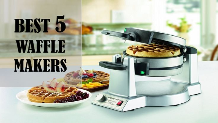Best 5 Waffle Maker 2017| Best 5 Waffle Maker Reviews | Best Rated Waffl...