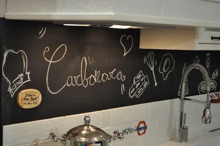 dettagli cucina Underground