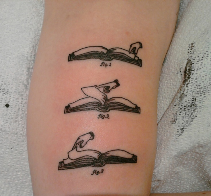 17 Best Images About Book Tattoo's On Pinterest