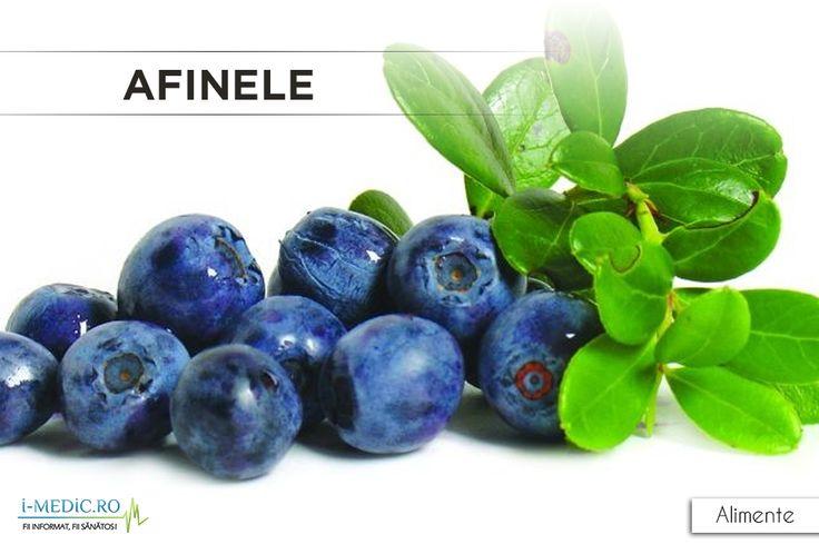 Afinele sunt fructe de padure ce contin calorii negative. http://www.i-medic.ro/diete/alimente/afine