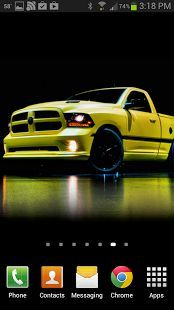 Someone once said, there are two types of trucks. Dodge Rams, and trucks that wish they were Dodge Rams.<p><br>In this Lite Edition 1080p Live Wallpaper you'll find images of Ram trucks from stock 1500's to 3500 behemoths and SRT's - in fact, there's something for everyone here.<p>To upgrade to the Premium Edition with over 45 images and NO ads, EVER, visit us at:<br>https://play.google.com/store/apps/details?id=com.wallpapersin1080p.dodgeramtrucks1080plivewallpaperpremium<p><br>Best of all…