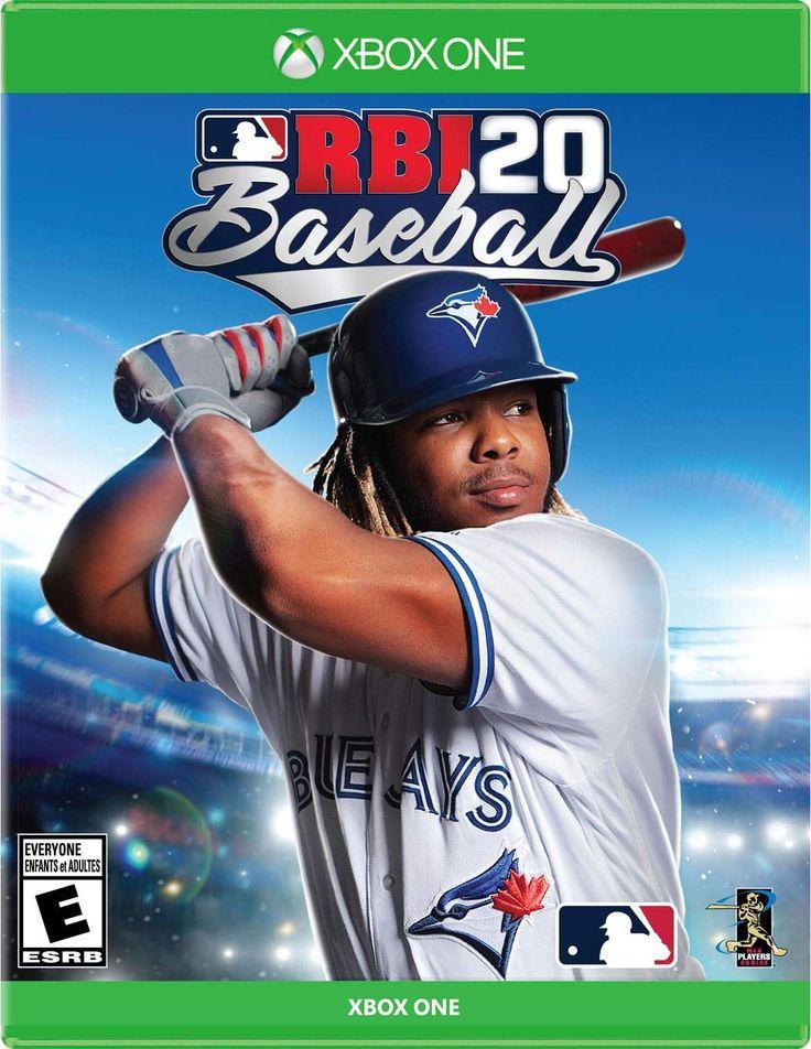 MLB RBI Baseball 20 in 2020 Baseball, Xbox one, Mlb
