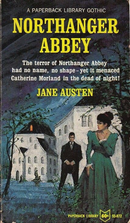 44 best northanger abbey images on pinterest period dramas jane northanger abbey by jane austen paperback 1965 ccuart Images