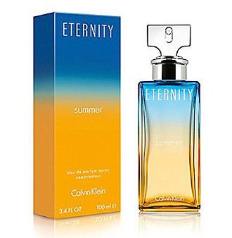 Calvin Klein ETERNITY SUMMER Eau De Parfum Spray, 3.4 oz.