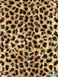 Леопардовый фон!