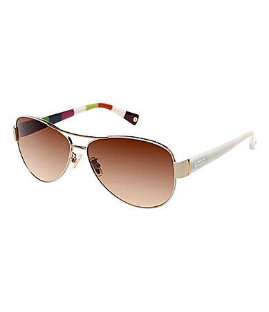 COACH KRISTINA SUNGLASSES #Dillards